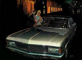 opel admiral cars