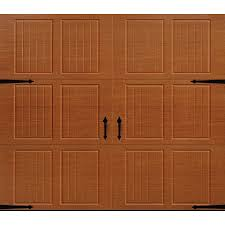 exterior design elegant wheat garage door by reliabilt doors plus elegant wooden garage door by reliabilt doors with black metal handle for exterior design ideas