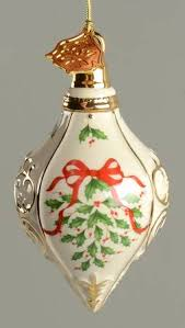 Lenox Christmas Vase Lenox Holiday Annual Ornaments At Replacements Ltd