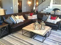 pictures of family rooms with sectionals winsome pictures of living rooms with sectionals leather sectional
