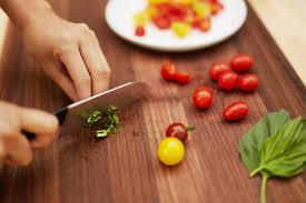 How To Sharpen Kitchen Knives At Home How Sharp Should Your Knives Be Popsugar Food