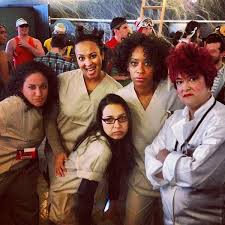 Oitnb Halloween Costumes Incredible Diy Halloween Costumes Based Favorite