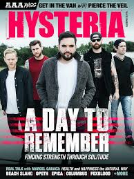 a day to remember cover story preview finding strength through