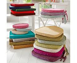 Tie On Chair Cushions Kitchen Inspiring Seat Pads For Kitchen Chairs Kitchen Chair