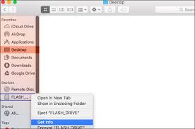 format hard drive exfat on mac how to erase and format a usb drive on your mac