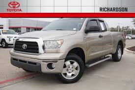 2007 toyota tundra 4 door used 2007 toyota tundra sr5 trd offroad for sale in richardson tx