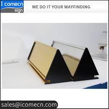 signaletique bureau placage surface bureau titulaire de la plaque signalétique bureau