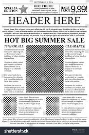 Matrimonial Resume Format Newspaper Ad Template Flyer Advertisement Template Flyer Template