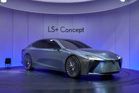 lexus ls concept launched in tokyo photos 1 of 26