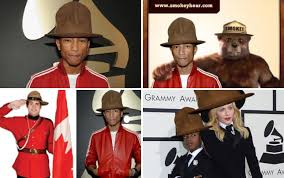 Pharrell Meme - pharrell williams hat inspires grammys meme gets own twitter