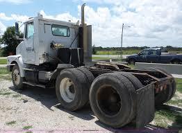 new volvo semi 1998 volvo wg semi truck item bz9699 sold september 22