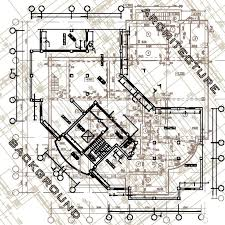 architectural plan architectural background part of architectural project