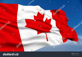 Candaian Flag Canadian Flag Stock Illustration 35483293 Shutterstock
