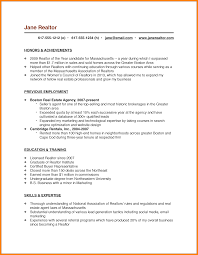 Resume Template For Real Estate Agents 11 Cv Real Estate Agent Real Estate Resume Sample Real Estate