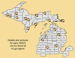Map Of Lower Michigan by Som Plan Now For Your Michigan Bird Hunt In The Fall