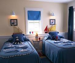 Blue And Red Boys Bedroom Decorating Ideas For A Little Boy U0027s Bedroom Simplified Bee