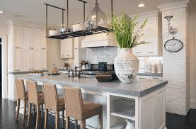kitchen island decor awesome kitchen island countertop considerations hgtv with regard to