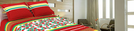 buy designer cotton single bed sheets double bed sheets king