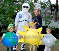Toddler Astronaut Halloween Costume 10 Creative Family Costume Ideas Family
