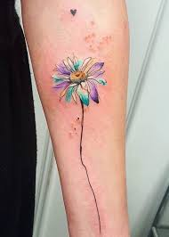 the 25 best watercolor orchid tattoo ideas on pinterest small