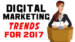 Colors In 2017 The Future Of Marketing Digital Marketing Trends To Watch In 2017