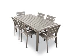 appealing aluminum outdoor table 20 sturdy sets of patio furniture