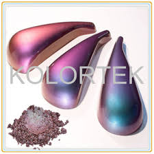 chameleon colorshift for car painting shimmering auto paint color