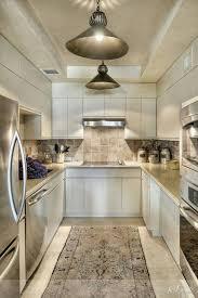 galley kitchen lighting ideas interior chic kitchen design and decoration with galley kitchen