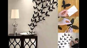 Paper Craft Ideas For Room Decoration Step By Step Wall Craft Decorations Ideas Youtube