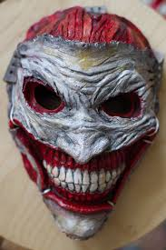 inspired joker 52 death of the family mask comics cosplay