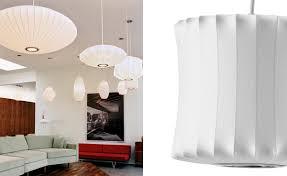 nelson bubble lamp lantern hivemodern com