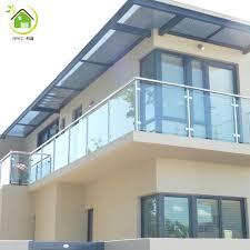 balconey balcony stainless steel railing design balcony stainless steel