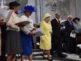 s historic 90th celebrations kick as william kate and