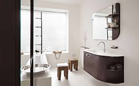 Chocolate Brown Bathroom Ideas by Divine Decorating Ideas Using Round Brown Rugs And Rectangular