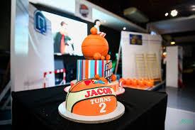 basketball party table decorations kara s party ideas all star basketball birthday party kara s party