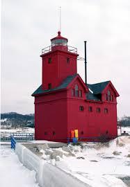 netherlands lighthouse map harbor lighthouse michigan at lighthousefriends