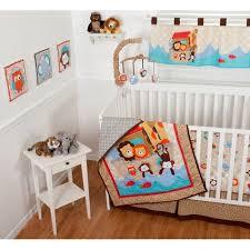Nursery In A Bag Crib Bedding Set Sumersault Noah S Ark 10 Nursery In A Bag Crib Bedding Set