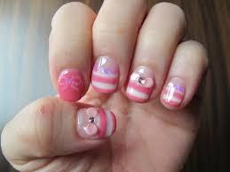 stunning pink u0026 white nails designs u0026 ideas fmag com