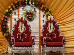indian wedding chairs for and groom memoirs of a traveller