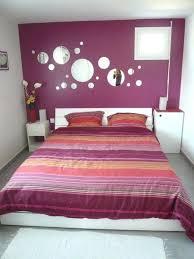 chambre grise et violette deco chambre violet gris chambre adulte prune et blanc deco chambre