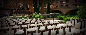 wedding venues in san antonio san antonio s premier riverwalk wedding company marriage island