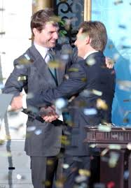 Tom Cruise Mansion by Inside The U0027bromance U0027 Of Tom Cruise And Scientology Leader David