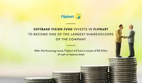 Flip Kart Softbank Vision Fund Invests In Flipkart Read More