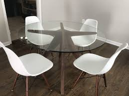 48 inch glass table top 48 inch round glass table top contemporary home design ideas
