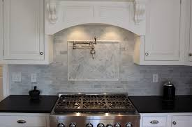 carrara marble kitchen backsplash bianco carrara marble backsplash the bianco carrara 2 x 4 flickr