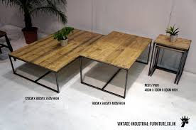 Industrial Style Coffee Table Inspiring Industrial Style Coffee Table With Coffee Table