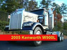 kenworth w900 heavy spec for sale low mile kenworth w900l used heavy truck sales used semi truck