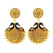 gold earrings with price gold jewellery earrings grt jewellery gold earrings designs with