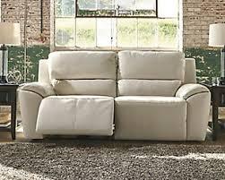 Ashley Furniture Microfiber Loveseat Power Sofas Loveseats And Recliners Ashley Furniture Homestore