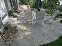 Small Backyard Patio Design Ideas Small Backyard Patio Five Concrete Design Ideas The Concrete